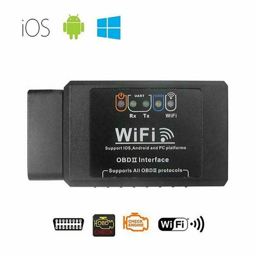 F04 wifi V1.5 OBD OBD2 Auto Car Fehler Diagnostic Scanner ST Windows Android IOS