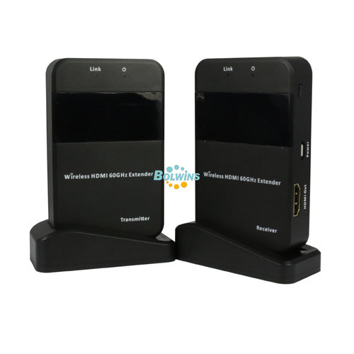 A09 Wireless AV Transmitter System Wireless HDMI 60G Extender WIHD Adapter HD TV
